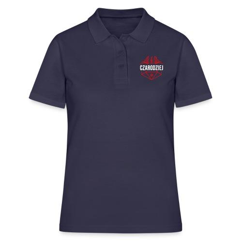 Klasa: czarodziej - Women's Polo Shirt