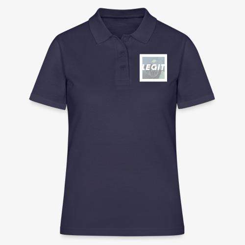 LEGIT #04 - Frauen Polo Shirt