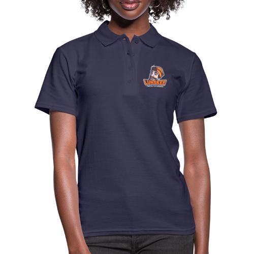 Lunskee Mascot Logo - Vrouwen poloshirt