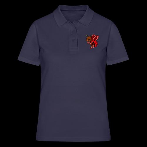 marienkaefer bunt - Frauen Polo Shirt