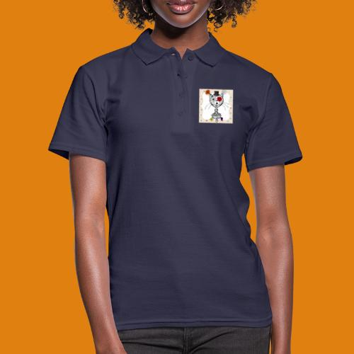 cat color - Women's Polo Shirt