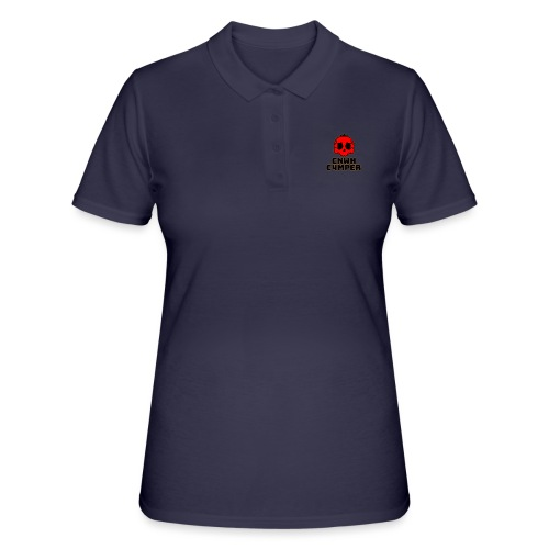 CnWh C4mper Merch - Women's Polo Shirt