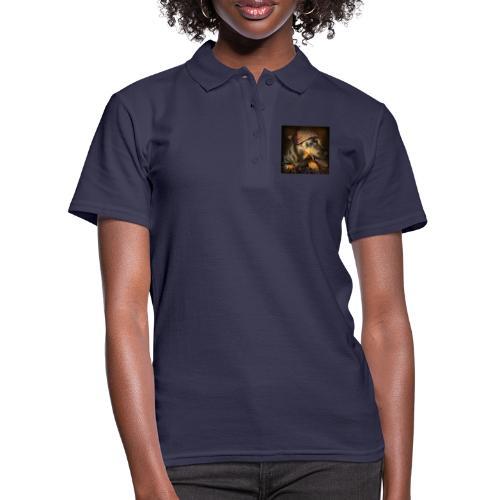 Biker Pinia - Women's Polo Shirt
