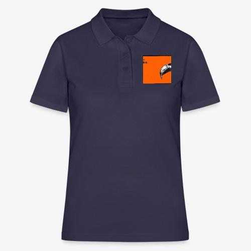 Beak Original Artwork - Women's Polo Shirt