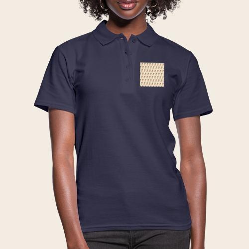 mops muster 2 - Frauen Polo Shirt