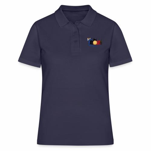 TAYOLA logo 2019 HD - Women's Polo Shirt