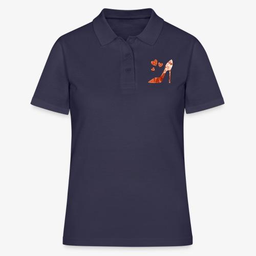 Czerwona Szpilka - Women's Polo Shirt
