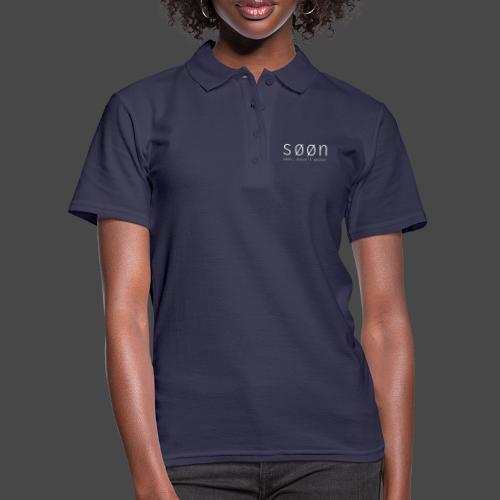 søøn - when, doesn't matter - Frauen Polo Shirt