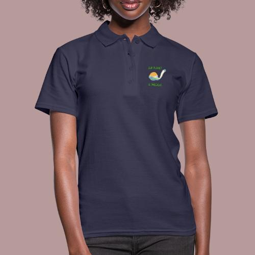 Our planet is precious - Polo Femme