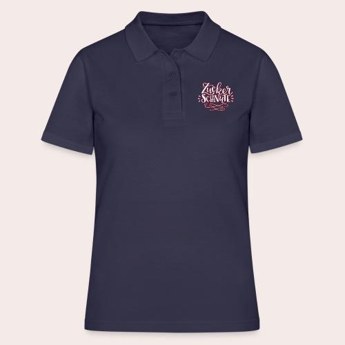Zuckerschnute - Frauen Polo Shirt