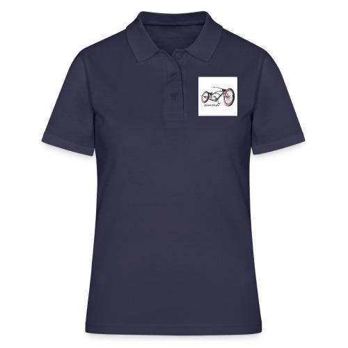 badge007 - Polo Femme
