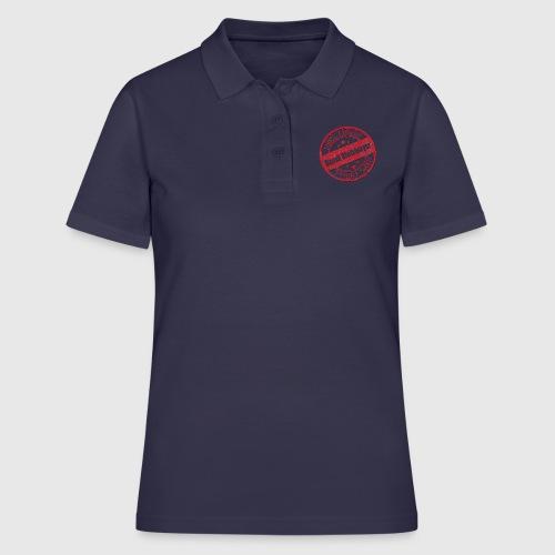 OFFICIAL DANE a png - Women's Polo Shirt