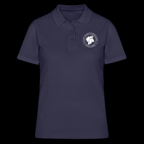 CIRCLE DESIGN - Frauen Polo Shirt