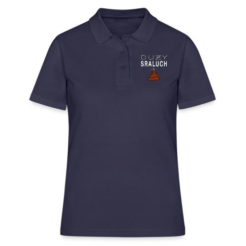 Duży sraluch - Women's Polo Shirt