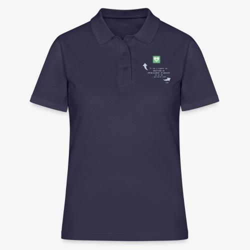 Défibrillateur - Women's Polo Shirt