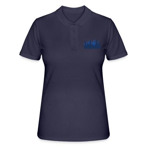 Manhattan Skyline - Women's Polo Shirt