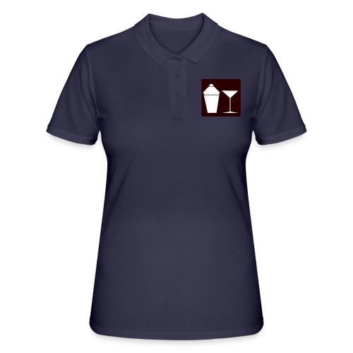 Alkohol - Frauen Polo Shirt