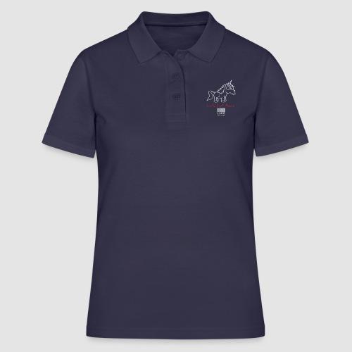 lurr unicorn - Women's Polo Shirt