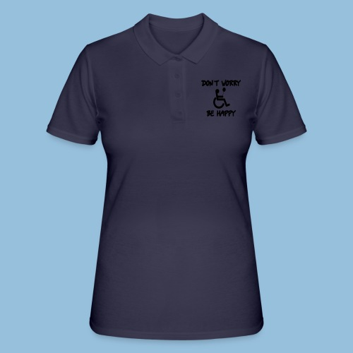 dontworry - Women's Polo Shirt