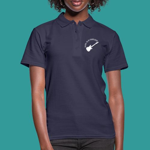 Playing 'Til My Fingers Bleed - Women's Polo Shirt