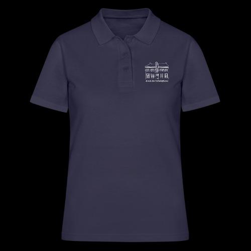 Hotel de Tabaksplant WHITE - Women's Polo Shirt