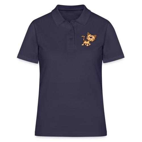 Cat - Frauen Polo Shirt