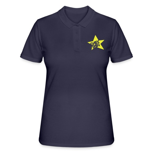 daily pain star - Women's Polo Shirt