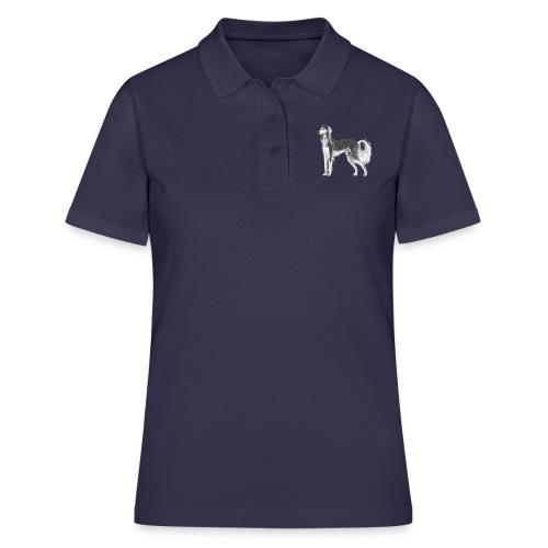 saluki - Women's Polo Shirt