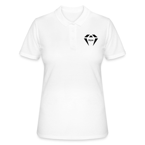J.O.B Diamant Style - Frauen Polo Shirt