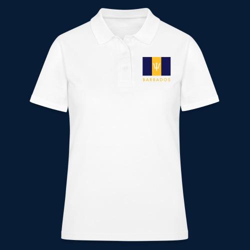 Barbados - Frauen Polo Shirt