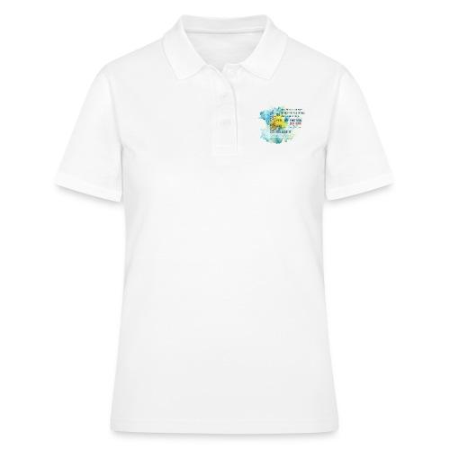 Erica Romeo beyond_the_nettles_burn_flower - Women's Polo Shirt