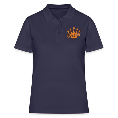 queen - Women's Polo Shirt
