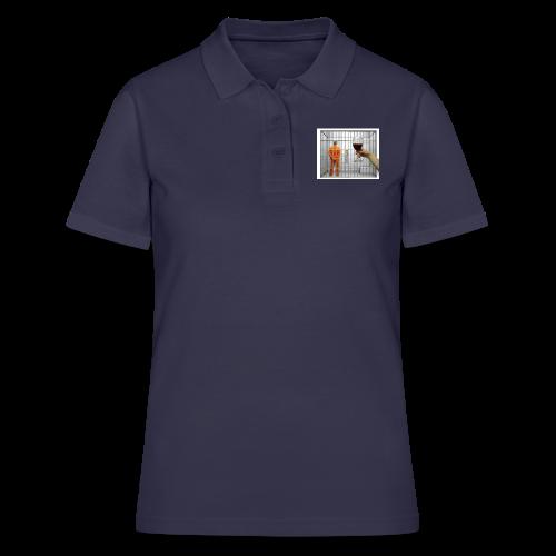 TRISH02 png - Women's Polo Shirt