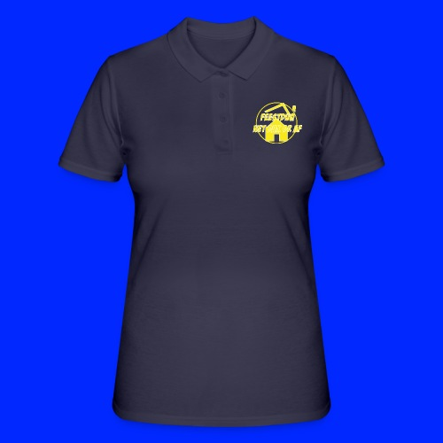 Geel Logo - Women's Polo Shirt