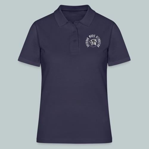 The Sherikan Music Attraction logo - Women's Polo Shirt