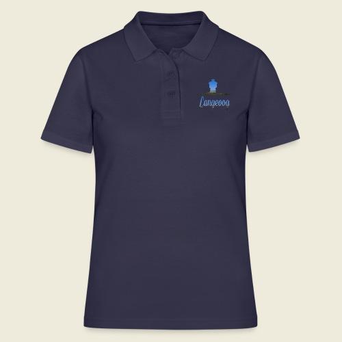 Langeoog Wasserturm Urlaub Meer - Frauen Polo Shirt