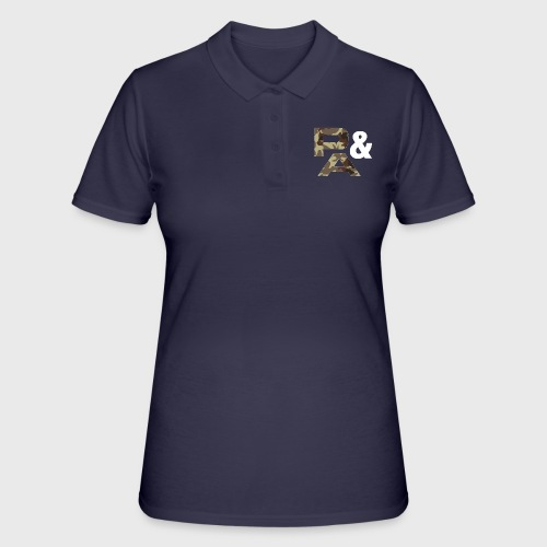 P&A CAMUFLAJE - Camiseta polo mujer