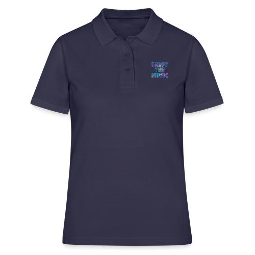 ENJOYTHEMUSIC PALMTREE - Camiseta polo mujer