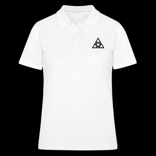 triangle - Women's Polo Shirt