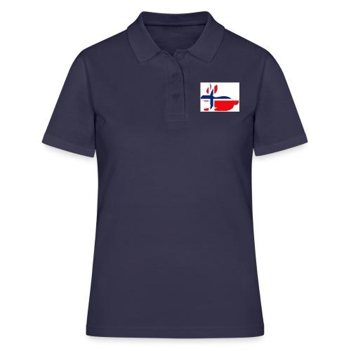 bunny_NY_LOGO_LI - Women's Polo Shirt