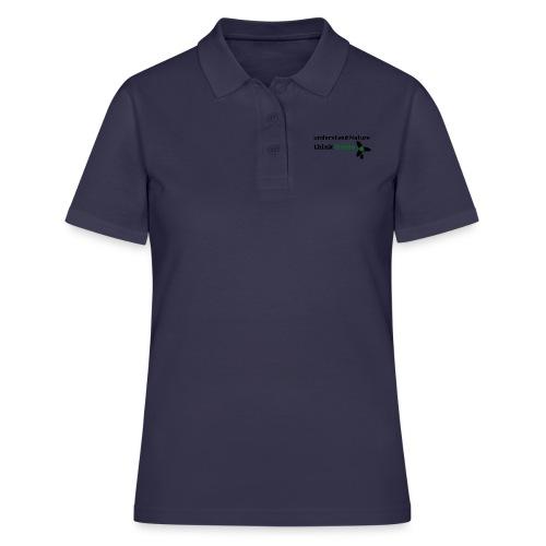 Understand Nature. Think Green! - Women's Polo Shirt