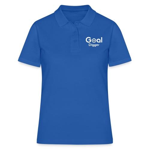 Goal Digger 2 - Women's Polo Shirt