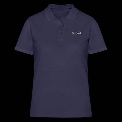 Sonnit - Women's Polo Shirt