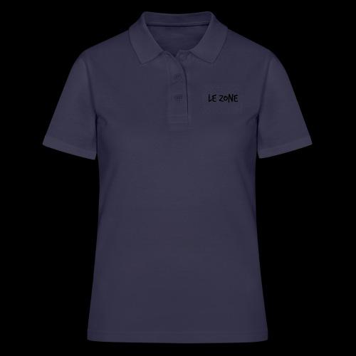 Le Zone Officiel - Poloshirt dame