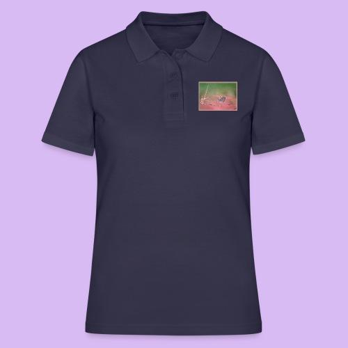 Farfalla nella pioggia leggera - Women's Polo Shirt