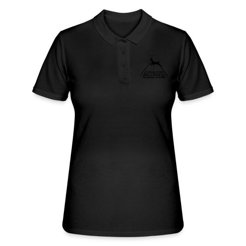 Chevreuil - Women's Polo Shirt