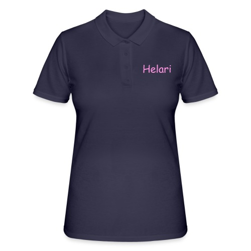 Helari Merch - Women's Polo Shirt
