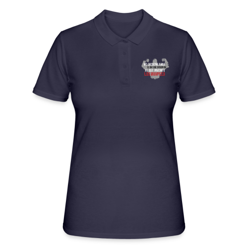 burpees - Women's Polo Shirt