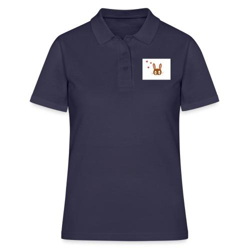 Le lapin amoureux - Women's Polo Shirt