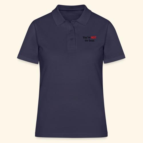 boss - Frauen Polo Shirt